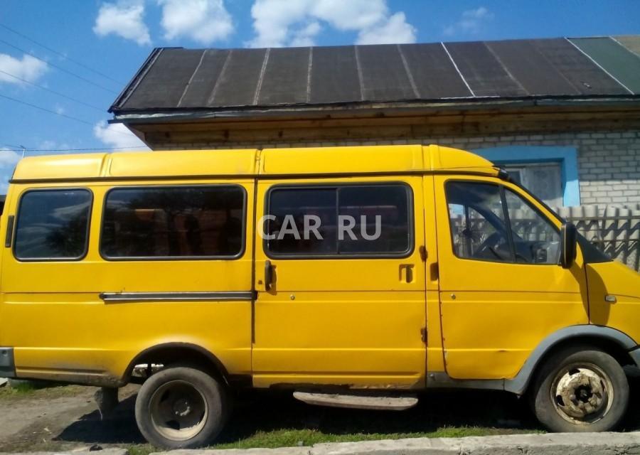 Газ 3221, Барнаул