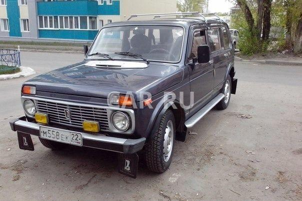 Lada 4x4, Барнаул
