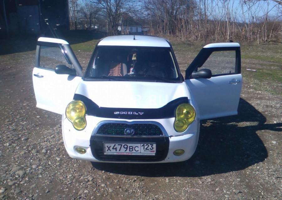 Lifan Smily, Апшеронск
