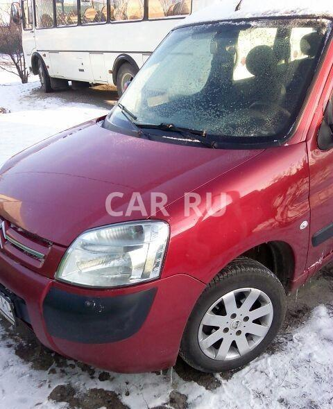 Citroen Berlingo, Белгород