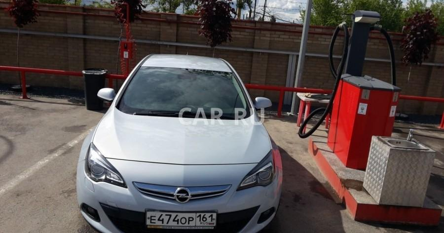 Opel Astra GTC, Аксай