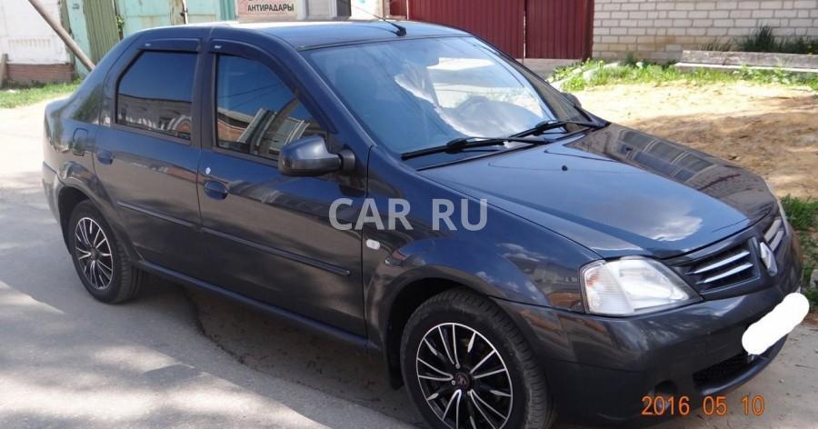 Renault Logan, Ардатов