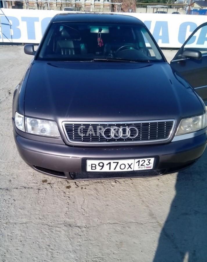 Audi A8, Абинск
