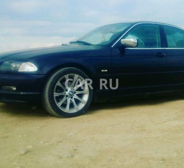 BMW 3-series, Бачи-Юрт