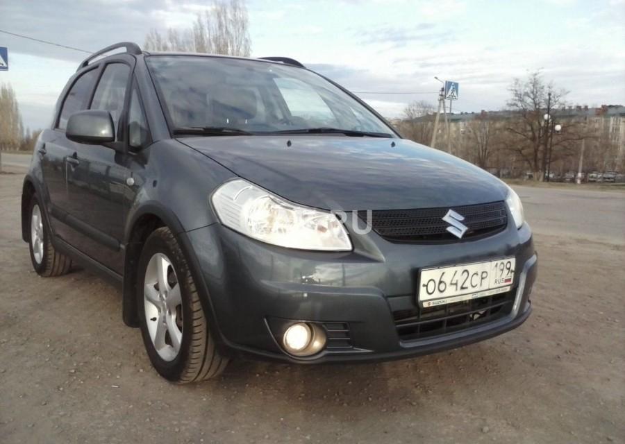Suzuki SX4, Балаково