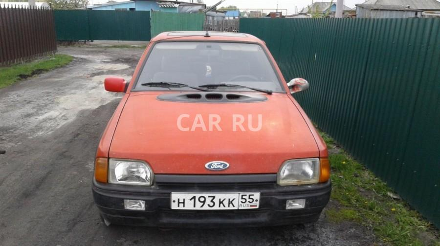 Ford Orion, Азово