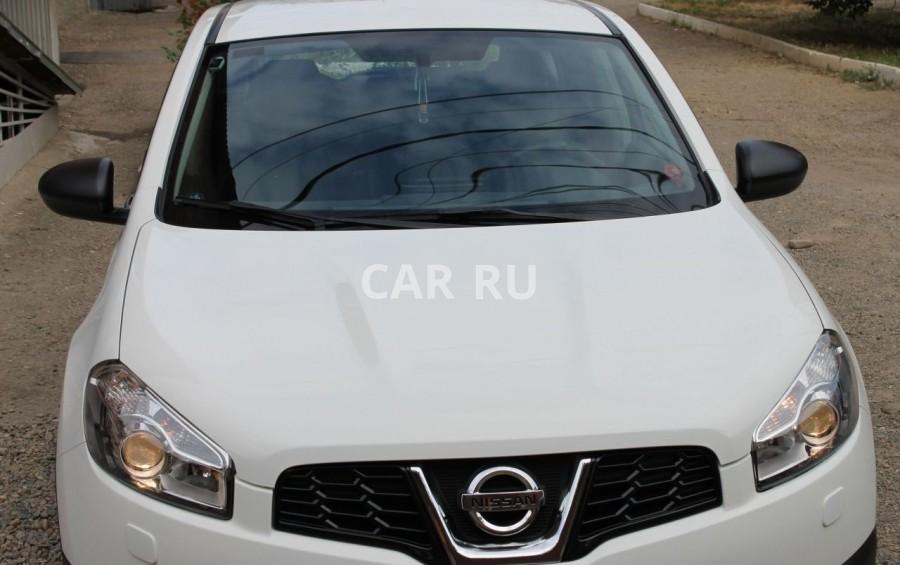 Nissan Qashqai, Армавир