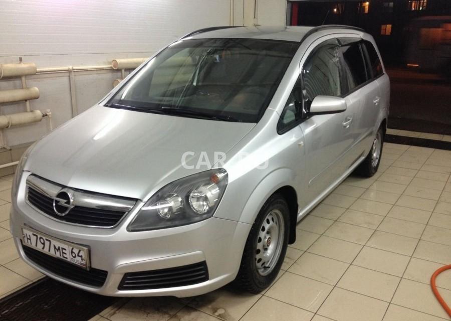 Opel Zafira Family, Балаково