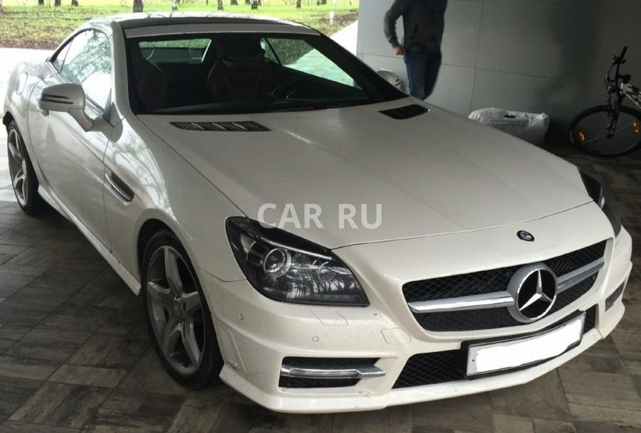 Mercedes SLK-Class, Белгород