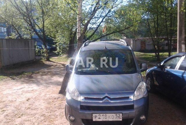 Citroen Berlingo, Балахна