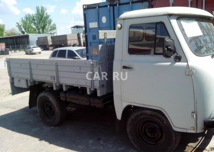 Уаз 3159, Алексеевка
