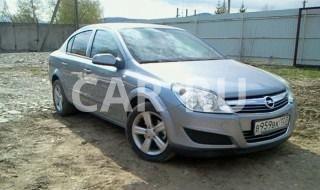 Opel Astra, Апшеронск