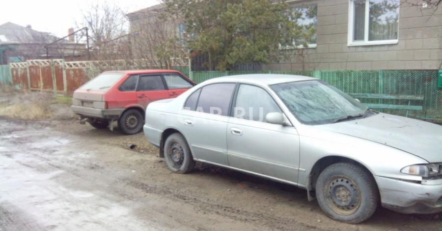 Mitsubishi Eterna, Багаевская