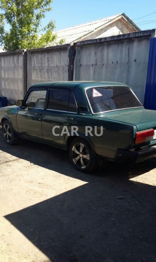 Lada 2107, Азнакаево