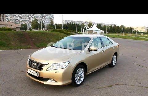 Toyota Camry XV20- обзор, отзывы, характеристики, цена ...