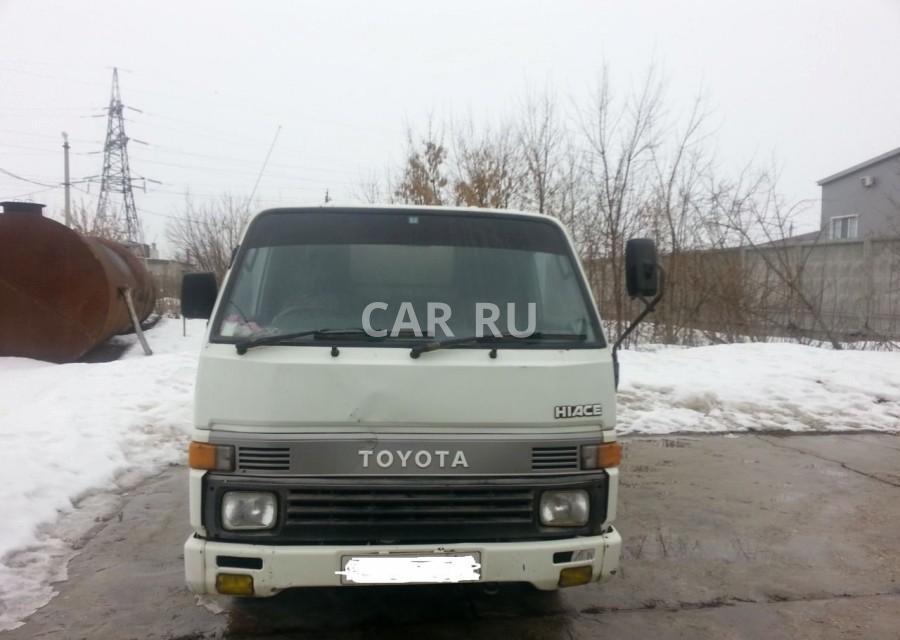 Toyota Hiace, Балаково