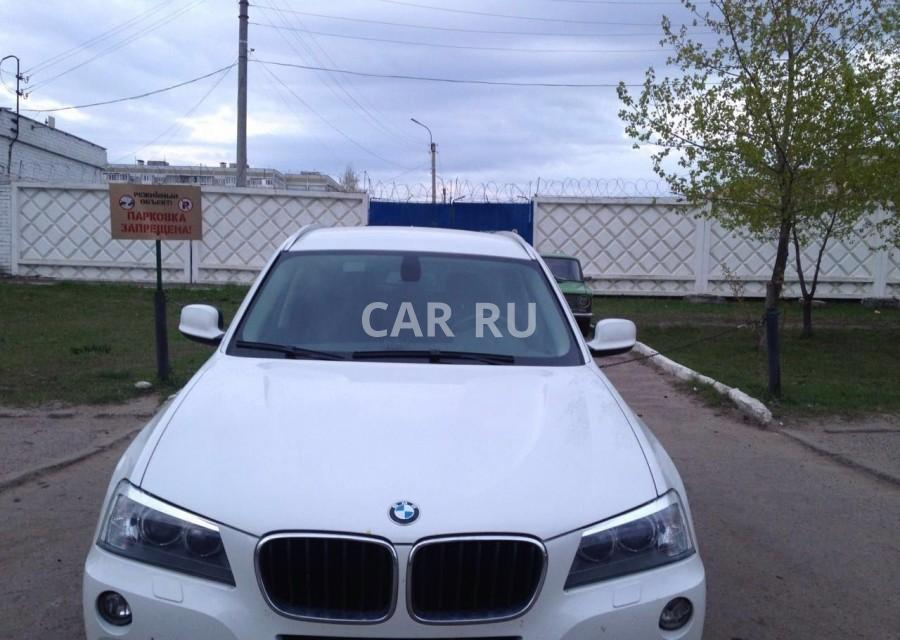 BMW X3, Альметьевск
