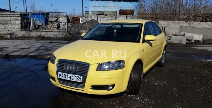 Audi A3, Ачинск
