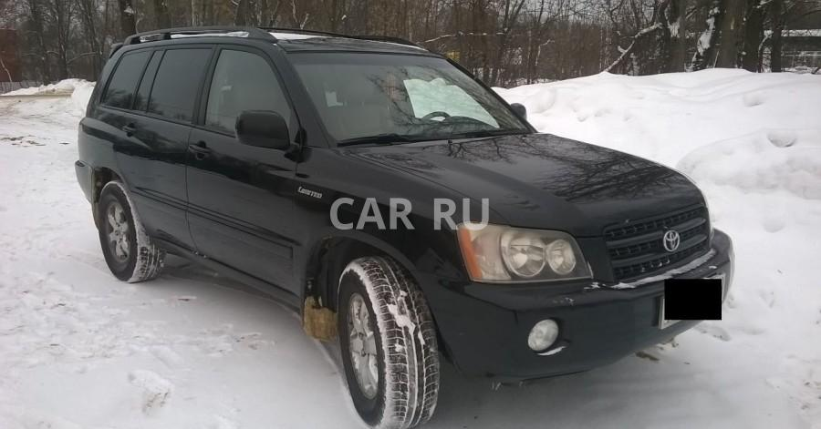 Toyota Highlander, Альметьевск