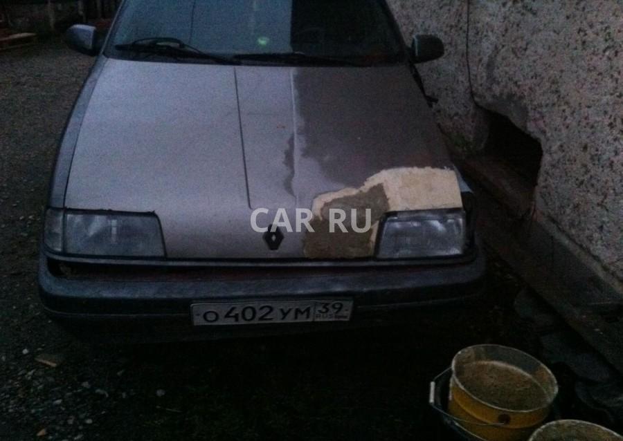 Renault 19, Багратионовск