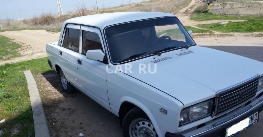 Lada 2107, Белая Калитва