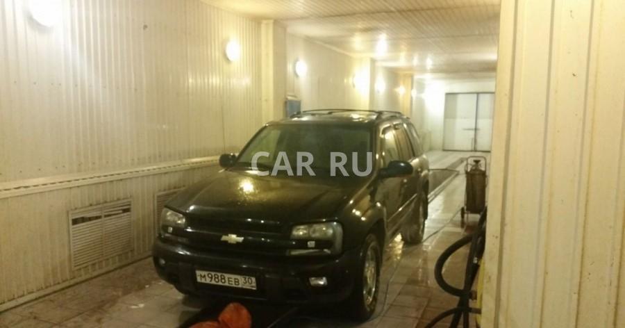 Chevrolet TrailBlazer, Астрахань