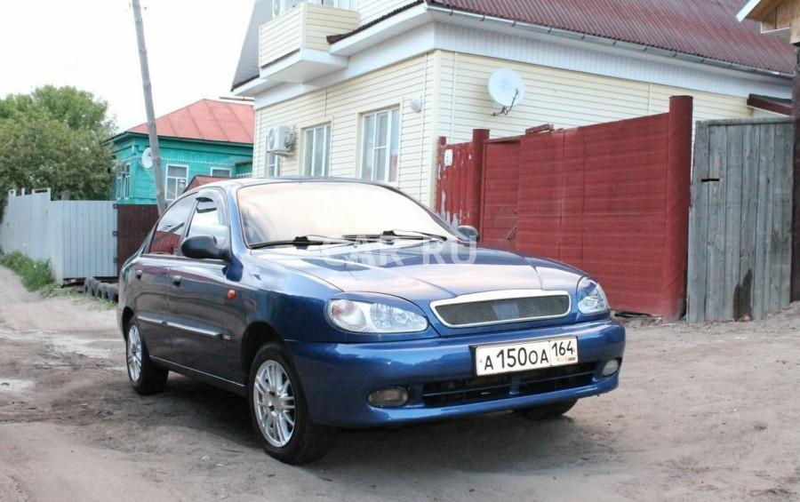 Chevrolet Lanos, Балашов