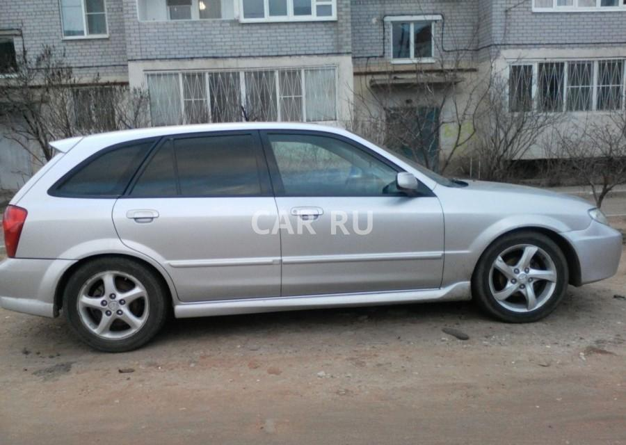 Mazda Protege, Астрахань