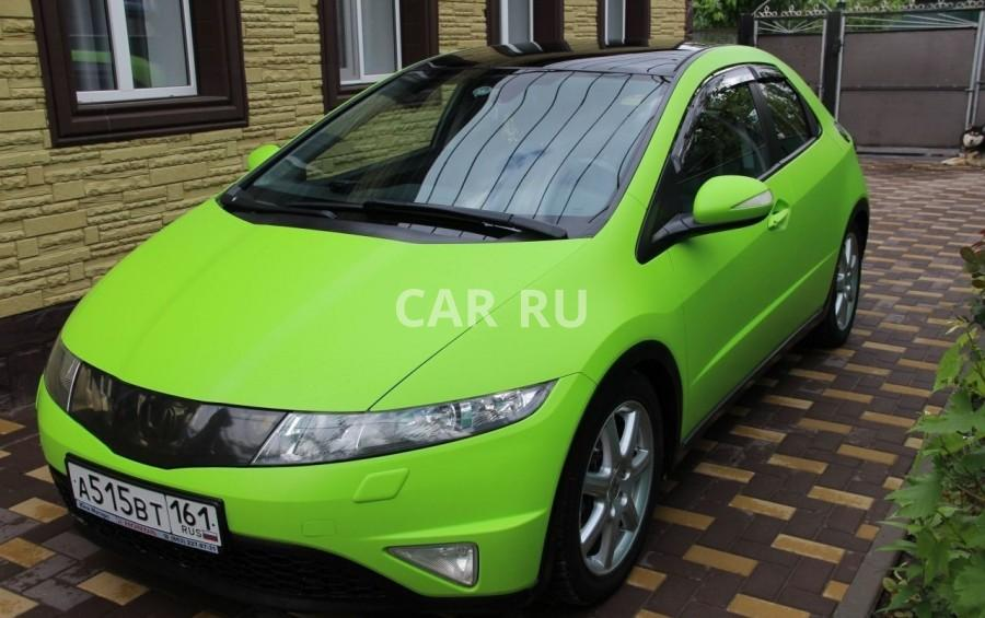 Honda Civic, Азов