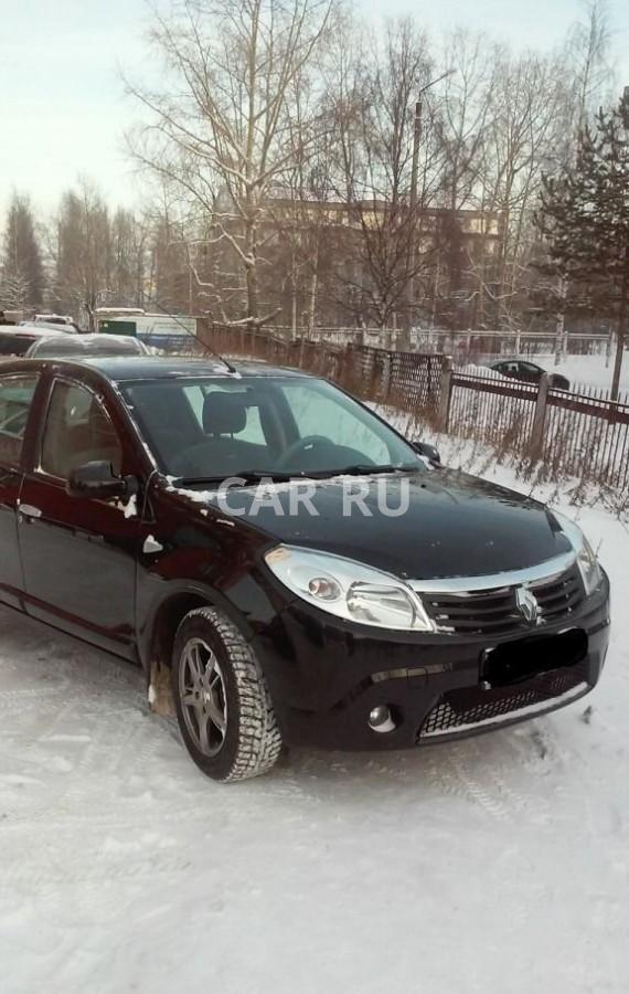 Renault Sandero, Архангельск