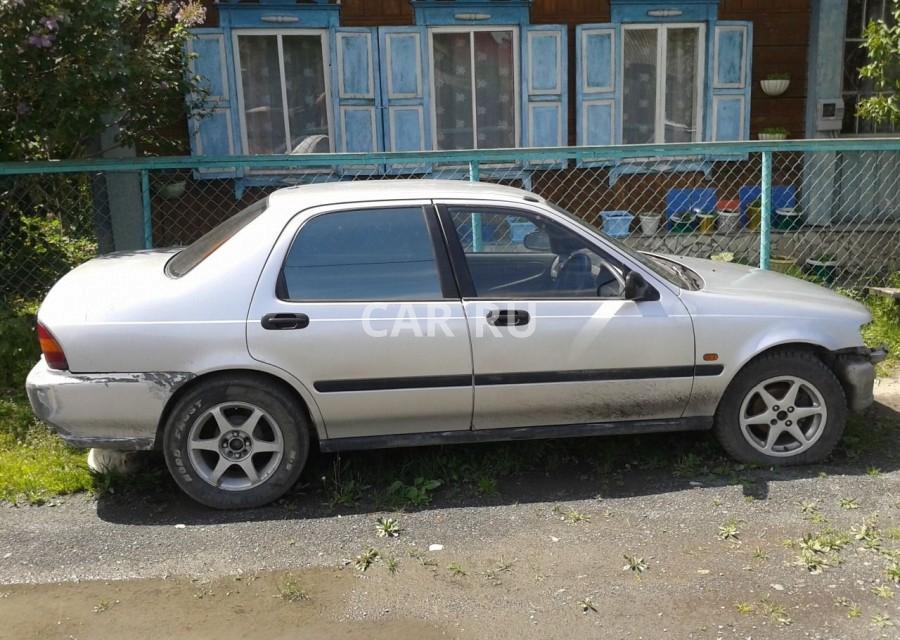 Honda Domani, Абаза