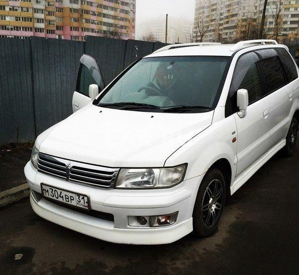 Mitsubishi Chariot, Белгород