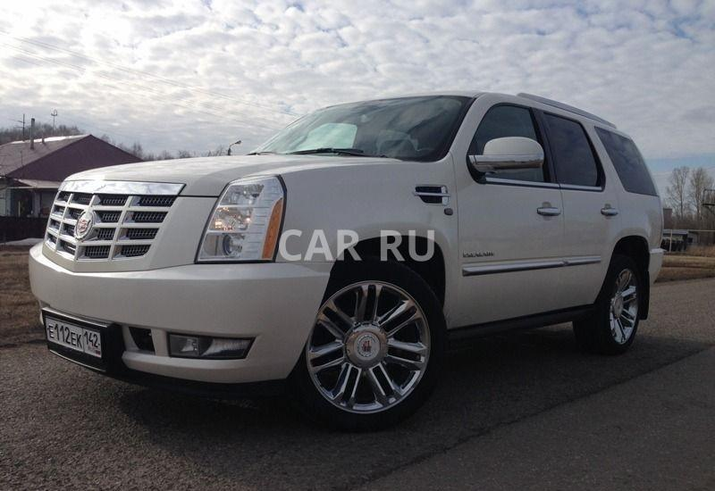 Cadillac Escalade, Барнаул