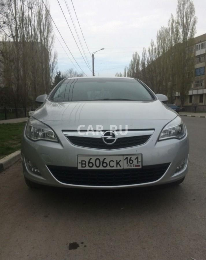 Opel Astra, Азов