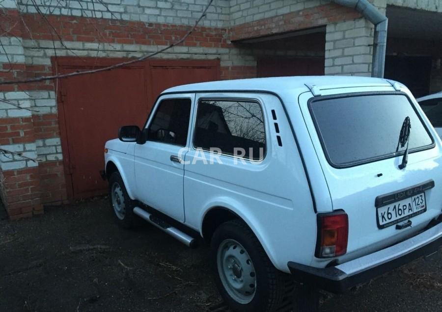 Lada 4x4, Армавир