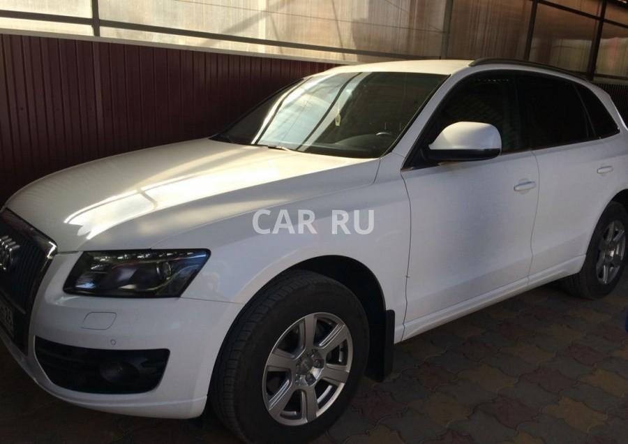 Audi Q5, Александрийская
