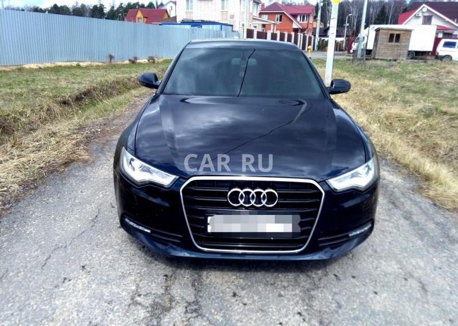 Audi A6, Балашиха