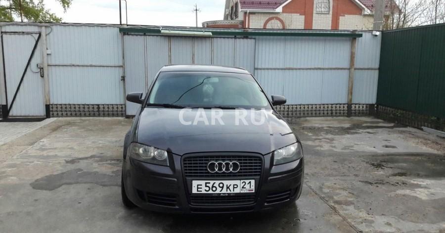 Audi A3, Балаково