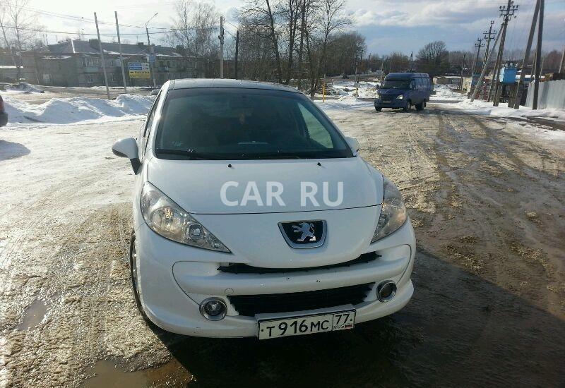 Peugeot 207, Александров
