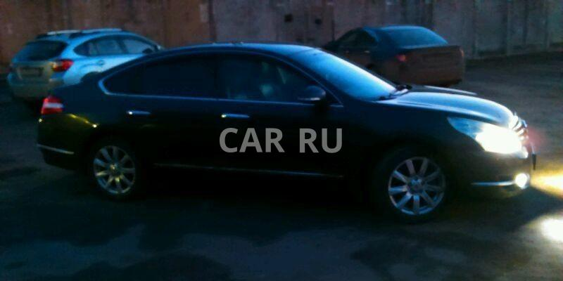 Nissan Teana, Александров