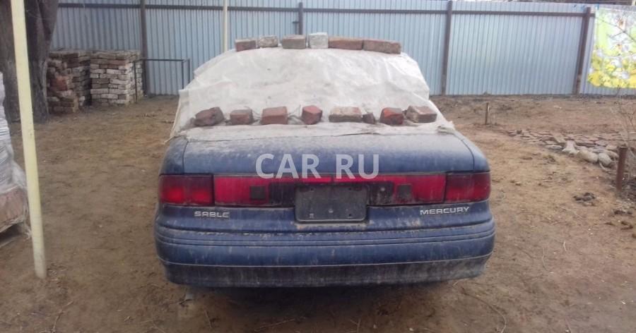Ford Taurus, Астрахань