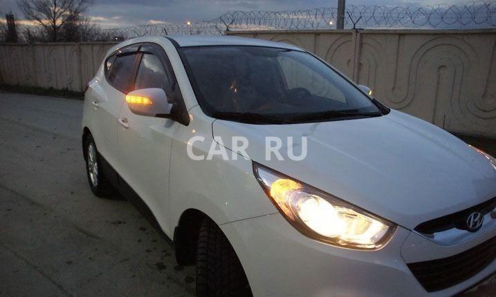 Hyundai ix35, Анапа