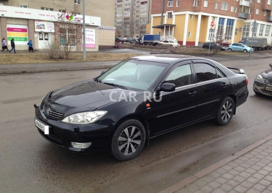 Toyota Camry, Бабаюрт
