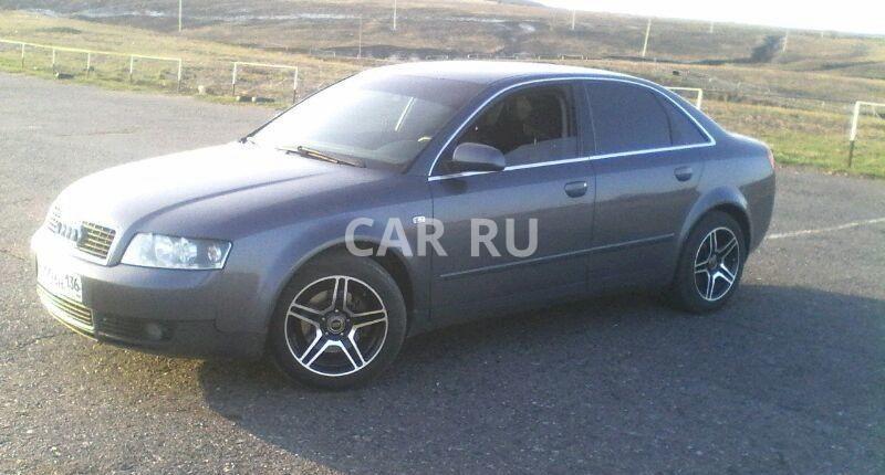 Audi A4, Алексеевка