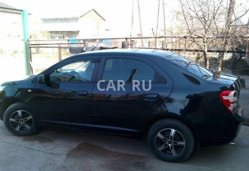 Chevrolet Cobalt, Астрахань