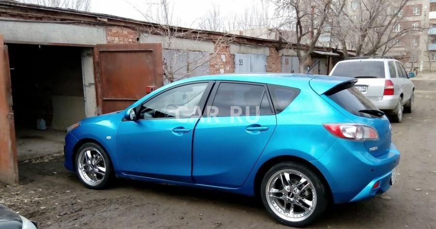 Mazda 3, Астрахань
