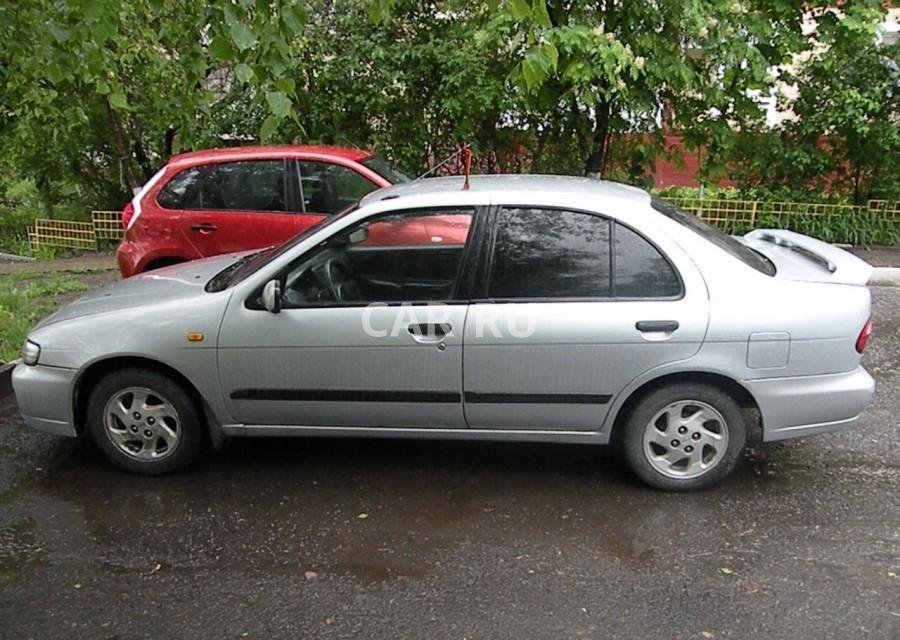 Nissan Almera, Белгород