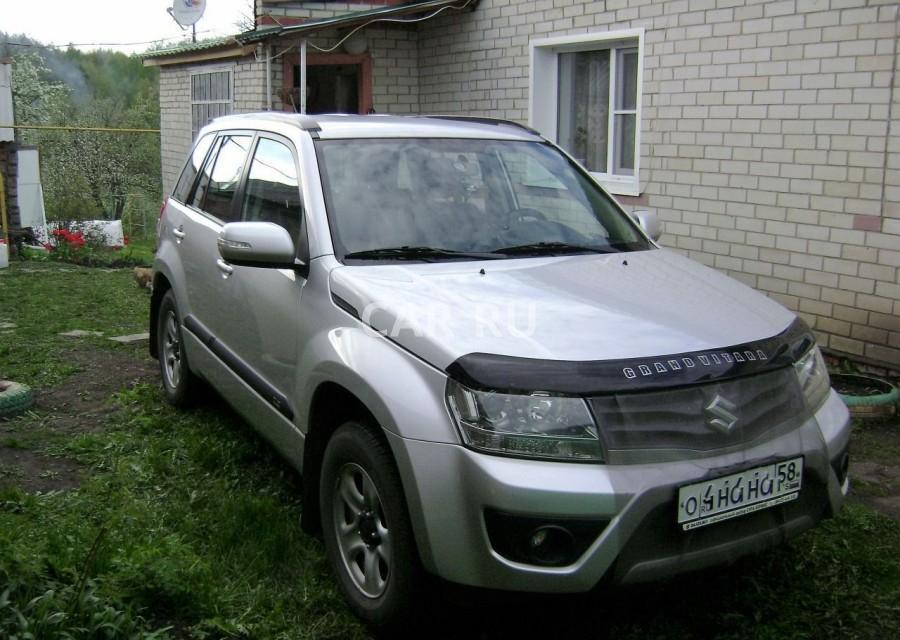 Suzuki Grand Vitara, Белинский