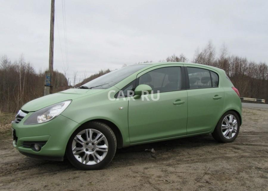 Opel Corsa, Арзамас