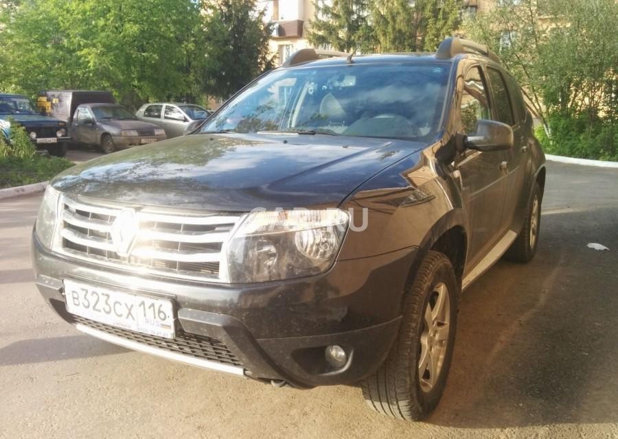 Renault Duster, Альметьевск